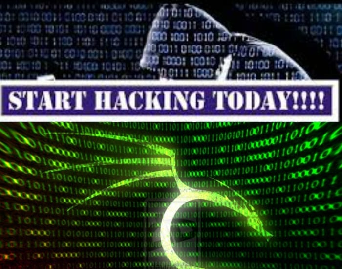 How to Start Hacking