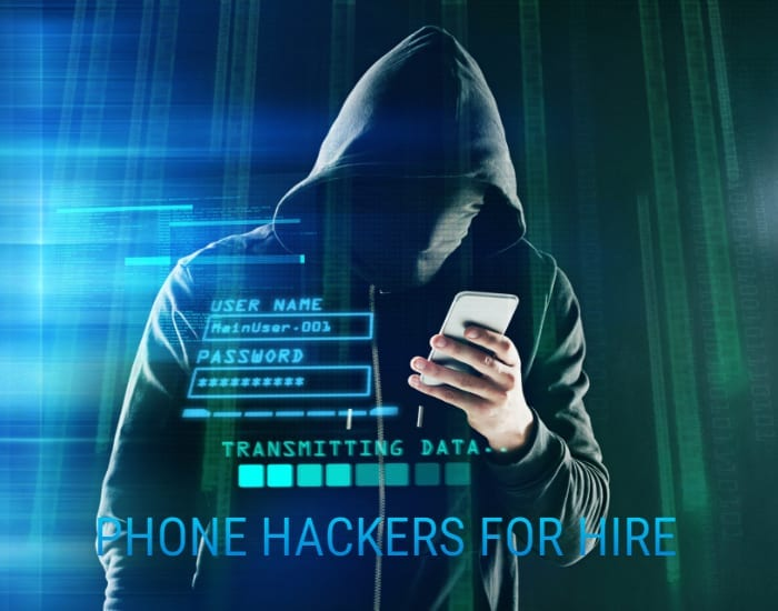 Phone Hackers for Hire