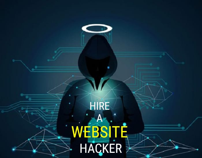 Hire a Hacker for Website